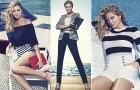 Солнце, лазурные волны и Кейт Аптон в новой кампании Express