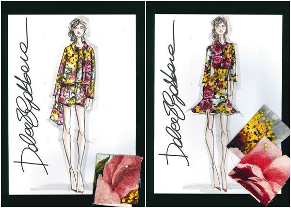 Dolce&Gabbana for NET-A-PORTER.COM summer 2015 (1)