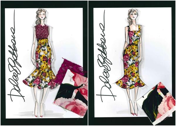 Dolce&Gabbana for NET-A-PORTER.COM summer 2015 (6)