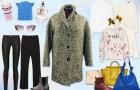 Одна вещь — три образа: пальто Iris Janvier