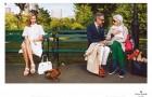 93-летняя Айрис Апфель и Карли Клосс в рекламной фотосессии Kate Spade New York