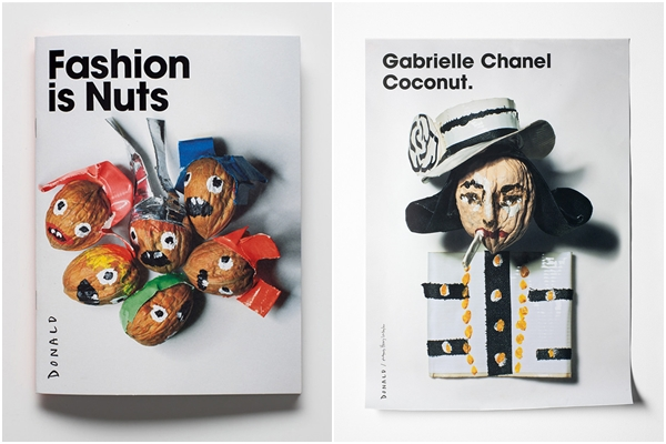 Fashion is Nuts Donald Robertson