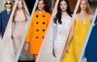 Тенденции: модные цвета сезона SS 2015