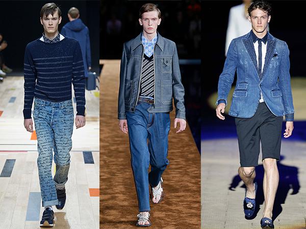 Dior Homme, Prada, Philipp Plein