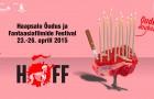 Юбилейный HÕFF привезет в Хаапсалу лучшие произведения современного жанрового кино