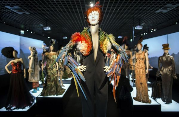 Jean Paul Gaultier retrospective in Paris 11