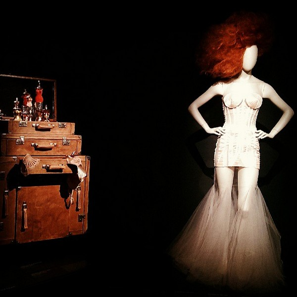 Jean Paul Gaultier retrospective in Paris 2