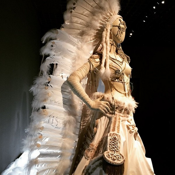 Jean Paul Gaultier retrospective in Paris 5