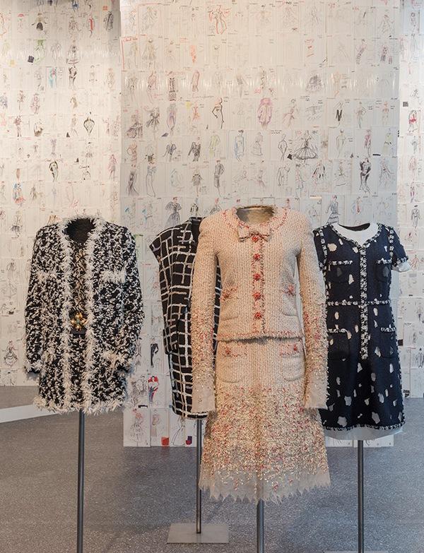 Karl Lagerfeld Modemethode 1
