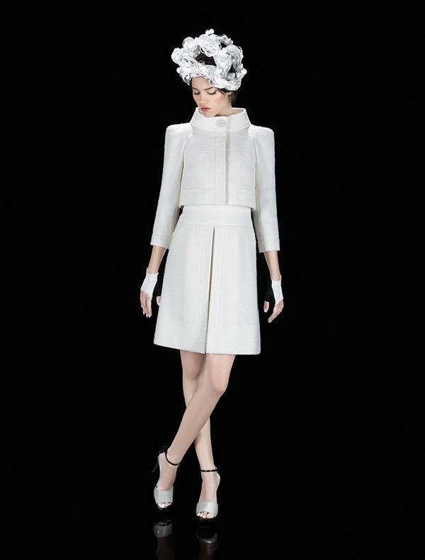 Karl Lagerfeld Modemethode 4