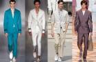 Тенденции в мужской моде весна-лето 2015