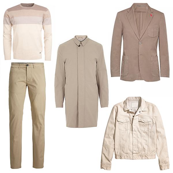 Mosaic свитер , H&M куртка, Selected брюки, Baltman блейзер, River Island плащ