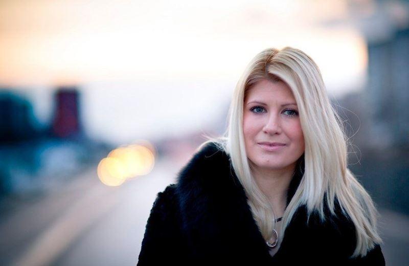 Виктория Ладынская