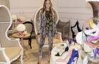 Блестки и электрик: новая линия обуви Сары Джессики Паркер