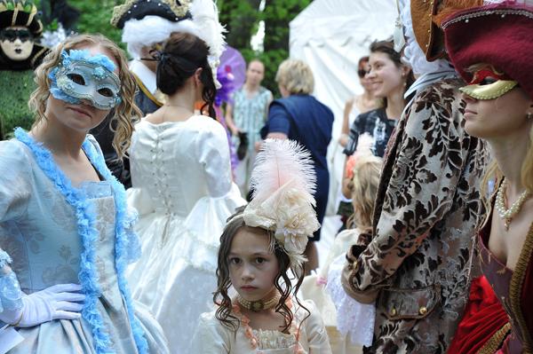 карнавал в Таллинне