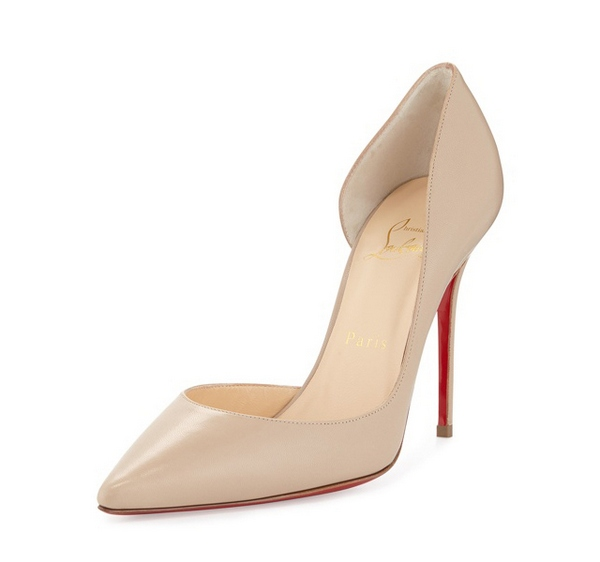 Christian Louboutin launches the 'Nude Collection' for Spring 2015