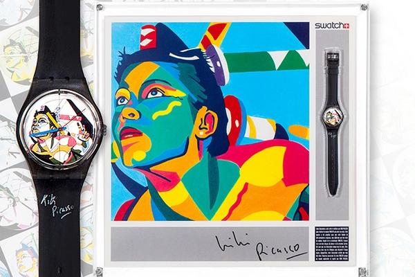 Swatch & Art 5