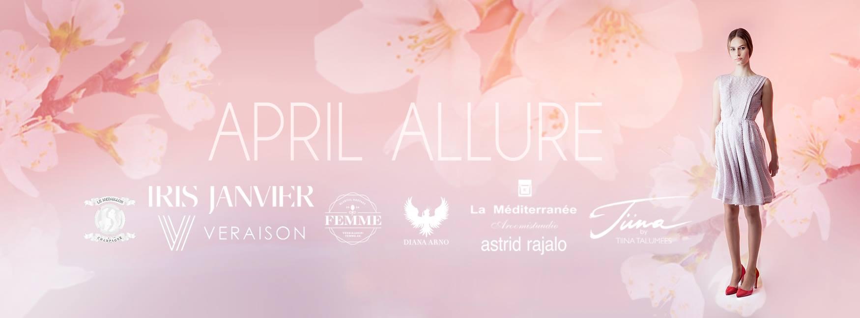 april allure