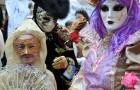 Венецианский карнавал в Таллинне 2015!