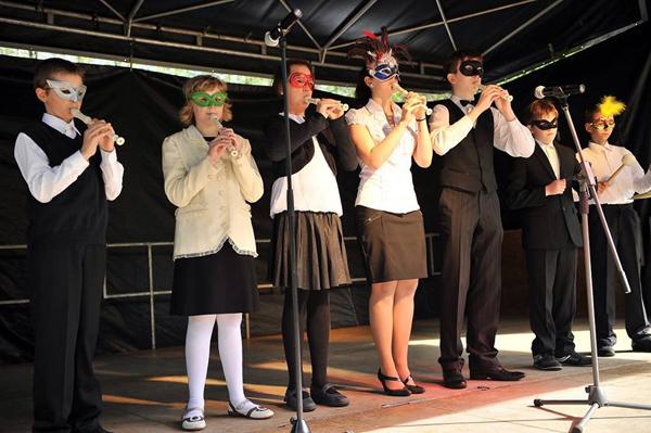 Венецианский карнавал в Таллинне (1)