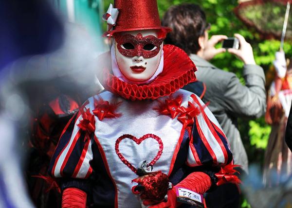 Венецианский карнавал в Таллинне (11)