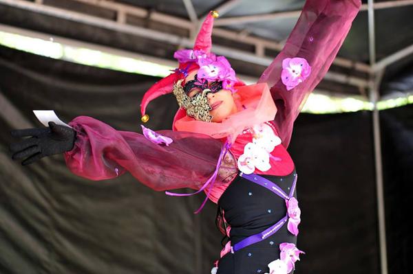 Венецианский карнавал в Таллинне (12)