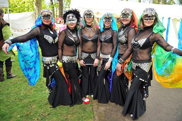 Венецианский карнавал в Таллинне (14)