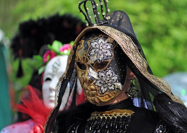 Венецианский карнавал в Таллинне (8)