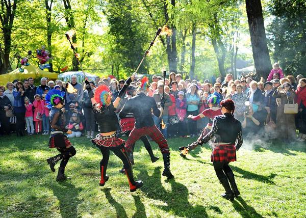 Венецианский карнавал в Таллинне (9)