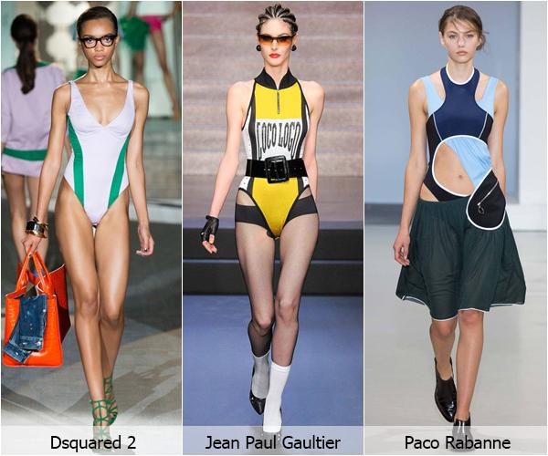 Спорт Dsquared 2, Jean Paul Gaultier, Paco Rabanne