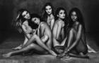 Обнаженные «ангелы» в новой кампании Victoria's Secret