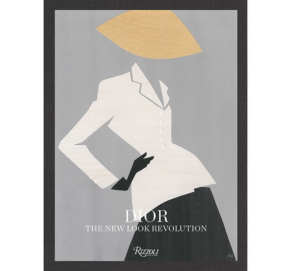 Dior the New Look Revolution book