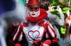 Как прошел Венецианский карнавал в Таллинне