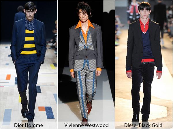 Легкий акцент Dior Homme, Vivienne Westwood, Diesel Black Gold