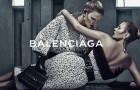 Тет-а-тет: Кейт Мосс и Лара Стоун в кампании Balenciaga