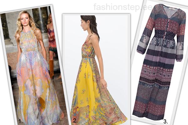 богемные платья