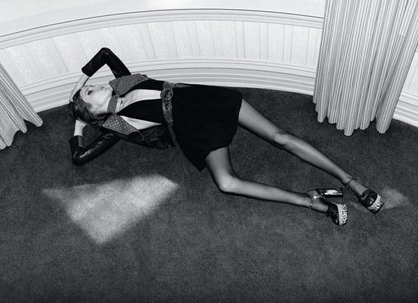 Elle UK - February 2015