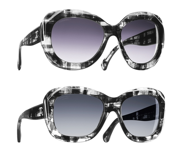 Chanel Tweed Eyewear Collection 3