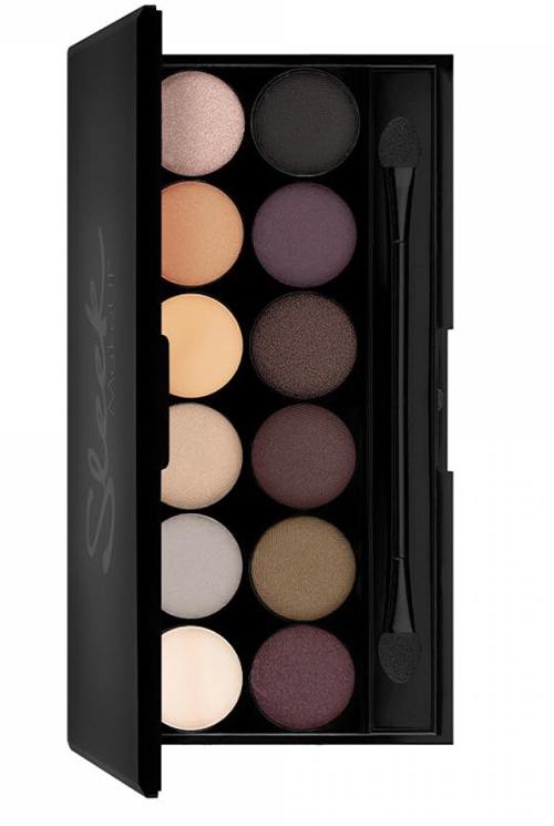 Sleek I-Divine Naturel palette