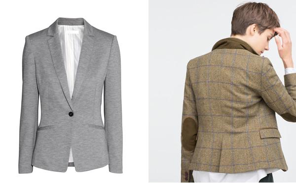 H&M, 29.99 евро и Zara, 69.95 евро