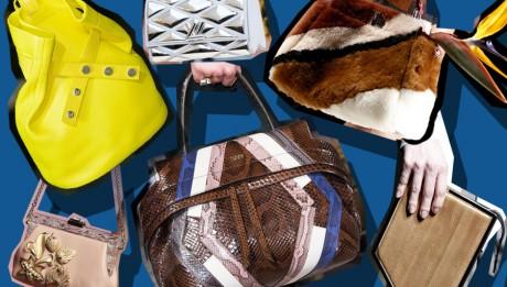 тенденции сумок осень зима 2015