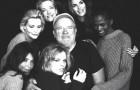 Супермодели 90-х в новом проекте Питера Линдберга The Reunion