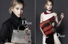 Дженнифер Лоуренс вновь презентовала сумки Christian Dior