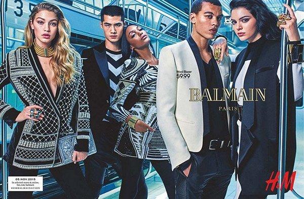 Balmain x H&M 3