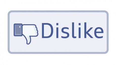 facebook создали кнорпку dislike