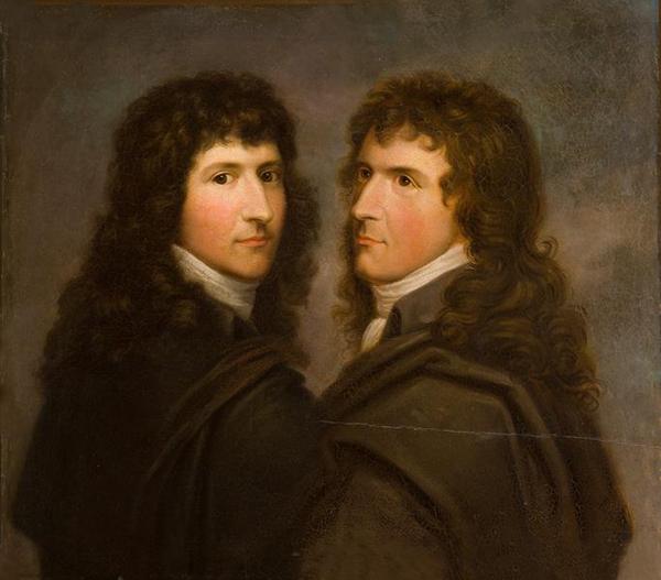 братья-близнецы фон Кюгельген