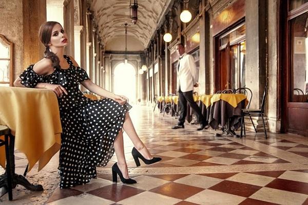My Little Italy by Iris Janvier Фотограф: Дмитрий Кнут Модель/MUA: Лидия Малиновская