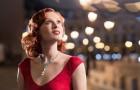 Карен Элсон в ослепительном рождественском ролике Cartier