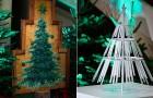 Ведущие модные Дома поучаствовали в параде елок на Елисейских Полях