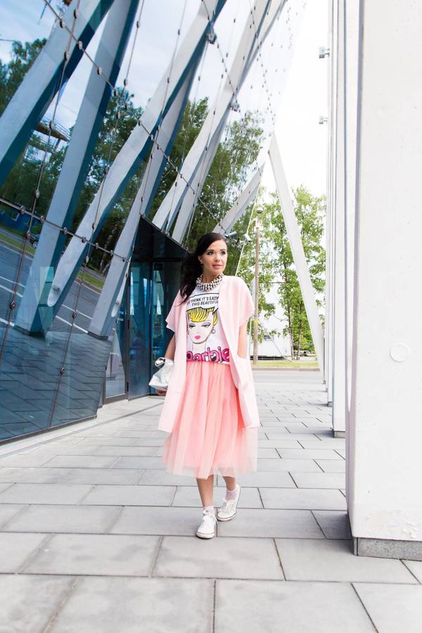 фото Jelena Vilt, www.jevi.ee  1тютина юбка и пальто сube